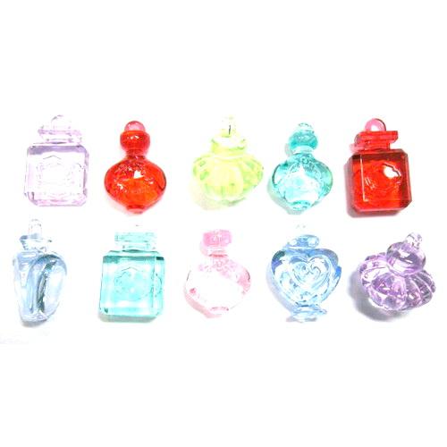 Хрустальные бутылочки