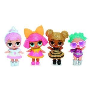 Куколки-микс