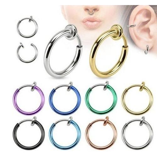 Пирсинг кольца